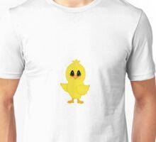 Cartoon Easter Chick Unisex T-Shirt
