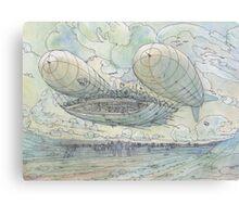 Il Tappeto Volante! Canvas Print