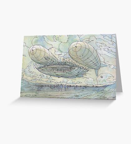 Il Tappeto Volante! Greeting Card