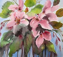 Blossom Time by bevmorgan