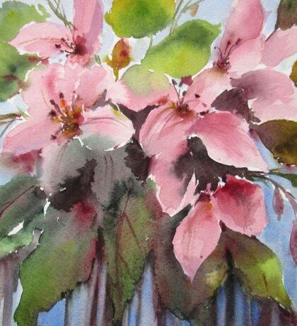 Blossom Time Sticker