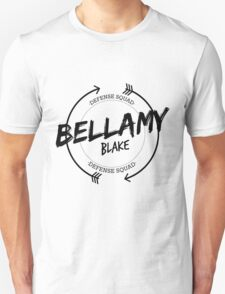 BELLAMY BLAKE DEFENSE SQUAD Unisex T-Shirt