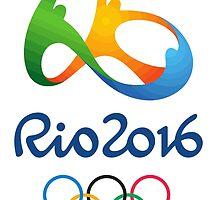 Rio 2016 Olympics by 1212c8