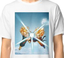Dragon Ball Z - Trunks & Goten Classic T-Shirt