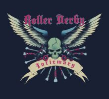 Roller Derby Infirmary (Now In Full Color!) One Piece - Short Sleeve