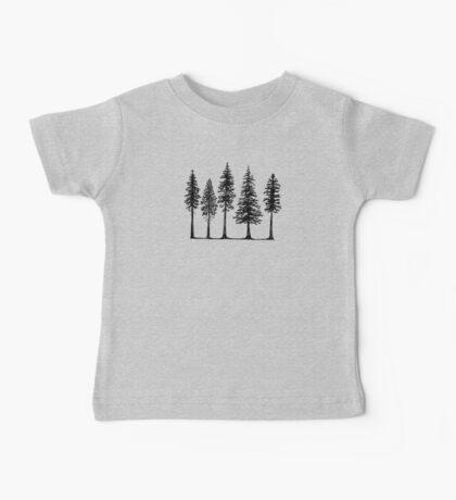 Pines Baby Tee