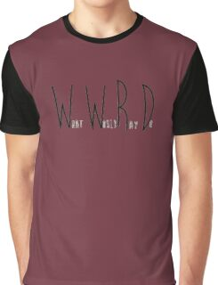 WWRD What Would Ray Do - Scorpion  Graphic T-Shirt