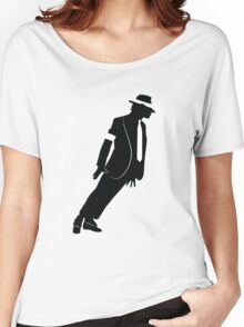 Michael Jackson Women's Relaxed Fit T-Shirt