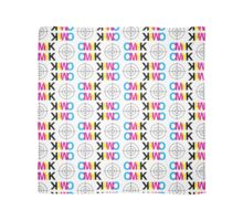 CMYK Registration Mod Mark Scarf Scarf
