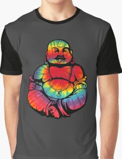 Tie-Dye Buddha 2 Graphic T-Shirt