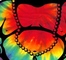 Tie-Dye Buddha 2 Sticker
