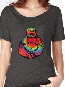 Tie-Dye Buddha 2 Women's Relaxed Fit T-Shirt