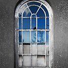 Chapel Window by Nigel Bangert