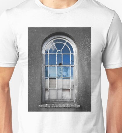 Chapel Window Unisex T-Shirt