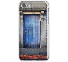 Chapel Door iPhone Case/Skin