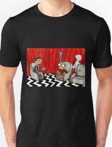 Twin Peaks Black Lodge  T-Shirt
