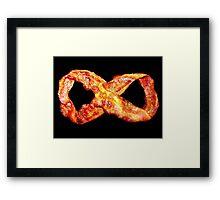 Bacon . . . Infinite Bacon Framed Print