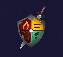 The Poke Shield by ASCasanova