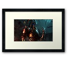 Dark Souls: Power Framed Print
