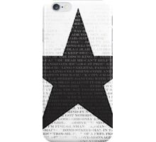 Bowie Tribute iPhone Case/Skin