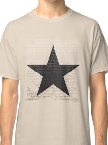 Bowie Tribute Classic T-Shirt