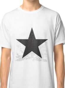 Bowie Tribute Classic T-Shirt