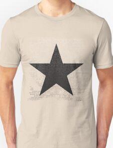 Bowie Tribute T-Shirt