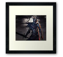 Dark Souls: Artorias of the Abyss 2 Framed Print