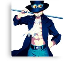 SABO from One Piece Canvas Print