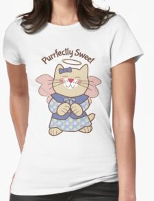 Perfectly Sweet Angel Cat T-Shirt