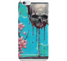 LIFE/DEATH NO BACKGROUND iPhone Case/Skin