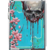 LIFE/DEATH NO BACKGROUND iPad Case/Skin