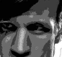 Matt Smith: The 11th Doctor Sticker