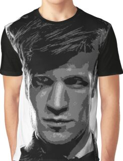 Matt Smith: The 11th Doctor Graphic T-Shirt