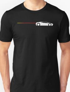Red Means Go Unisex T-Shirt