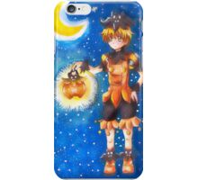 Pumpkaboo gijinka iPhone Case/Skin