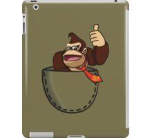 Pocket DK iPad Case/Skin