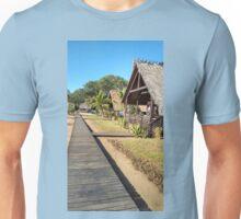 Holiday Huts Unisex T-Shirt