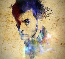 David Tennant - Doctor Who #10 by TheWhiteBear