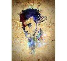 David Tennant - Doctor Who #10 Photographic Print