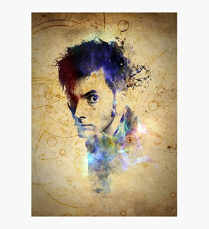 David Tennant - Doctor Who #10 Photographic Print