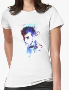 David Tennant - Doctor Who #10 Womens Fitted T-Shirt