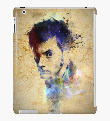 David Tennant - Doctor Who #10 iPad Case/Skin