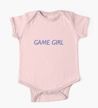 Game Girl One Piece - Short Sleeve