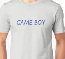 Game Boy Unisex T-Shirt