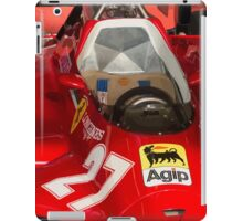 Gilles office iPad Case/Skin