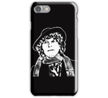 Tom Baker iPhone Case/Skin
