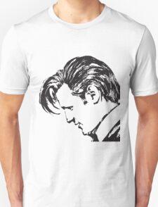 Matt Smith as The Doctor Unisex T-Shirt