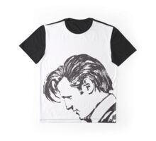 Matt Smith as The Doctor Graphic T-Shirt