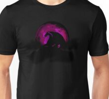 Dragon in the Light of the Moon Unisex T-Shirt